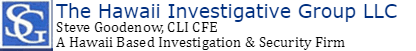 The Hawaii Investigative Group logo