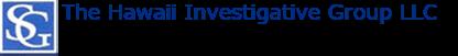 The Hawaii Investigative Group logo
