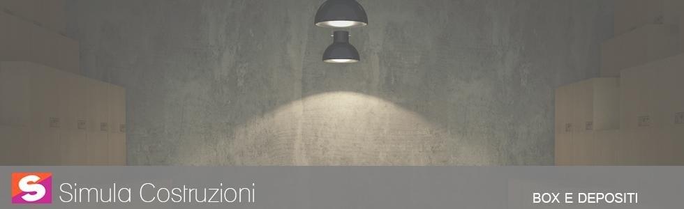 delle lampade da soffitto