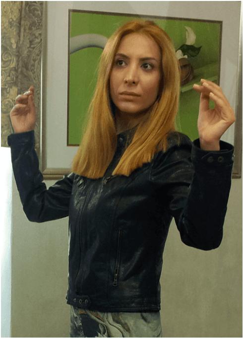 giubbetti donna in vera pelle nappa