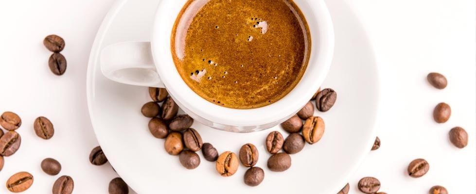 tazza di caffe