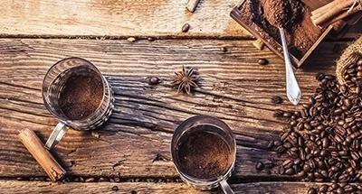 caffè per attività