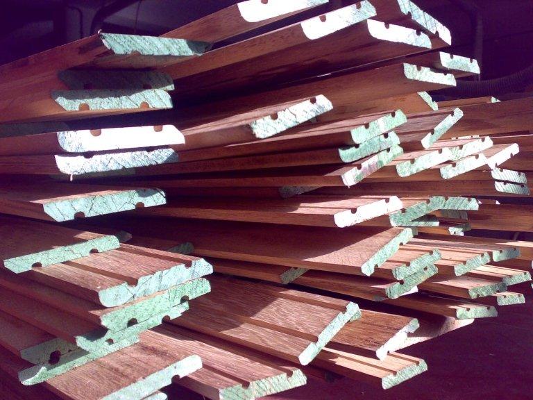 legno battiscopa