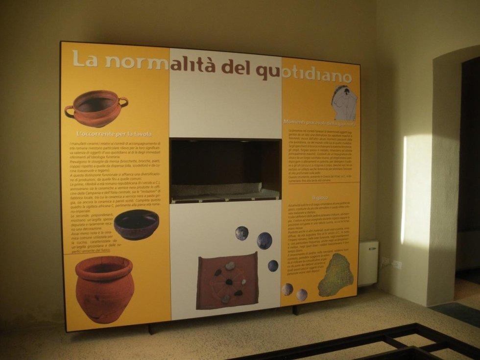 pannelli descrittivi per musei