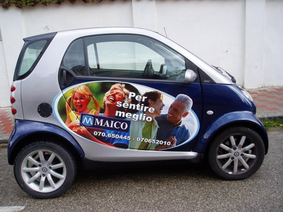 car wrapping smart