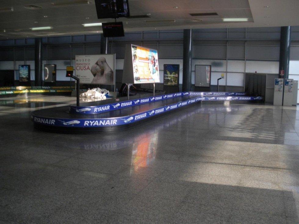 lavorazioni speciali nostro aeroporto