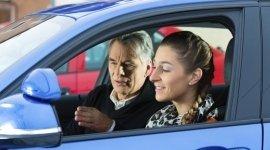 lezioni di guida serali