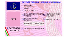 conversione patenti straniere