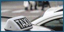 Taxi in centro storico
