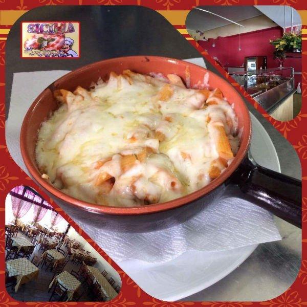 fonduta di parmigiano