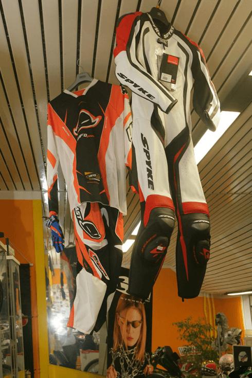 Tute per motociclisti