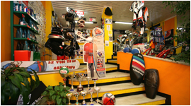 Motocicli e motocarri accessori e parti
