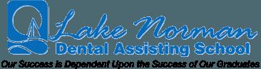 Lake Norman Dental Assisting School Logo, Charlotte NC