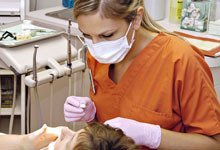 Dental Cleaning & Examination, Assisting Classes in Statesville NC