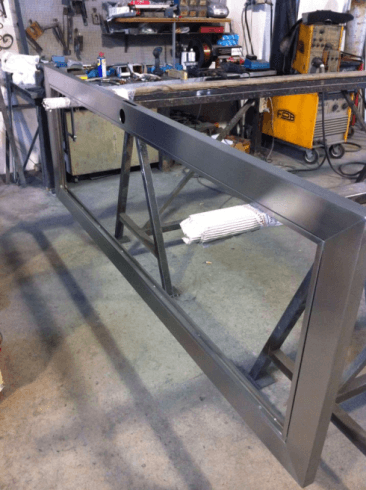 balaustre in ferro