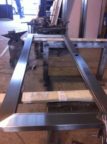 strutture in ferro
