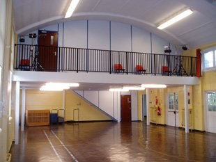 Mezzanine installation - Colchester, Essex - Romstor Ltd - Mezzanine Floor