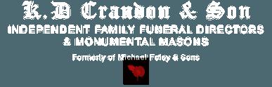 K & D Crandon & Son Independent Family Funeral Directors company logo
