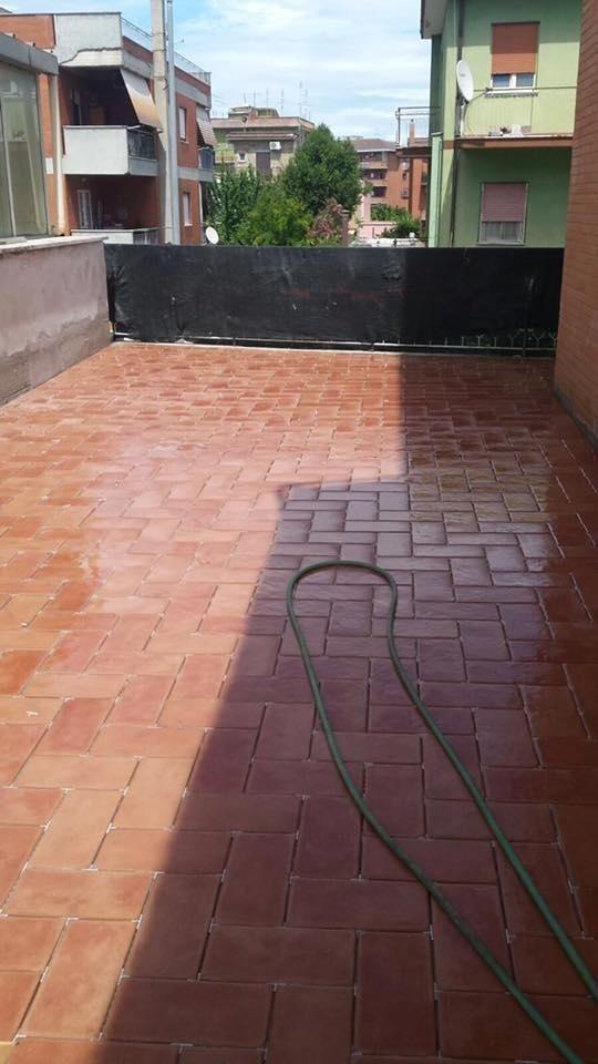 mattonelle per pavimentazione esterna