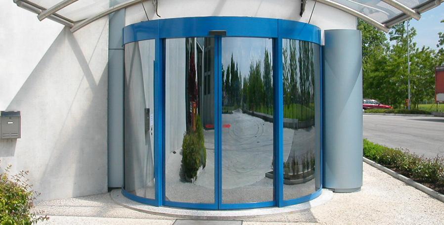 Porte per banche, uffici e industrie