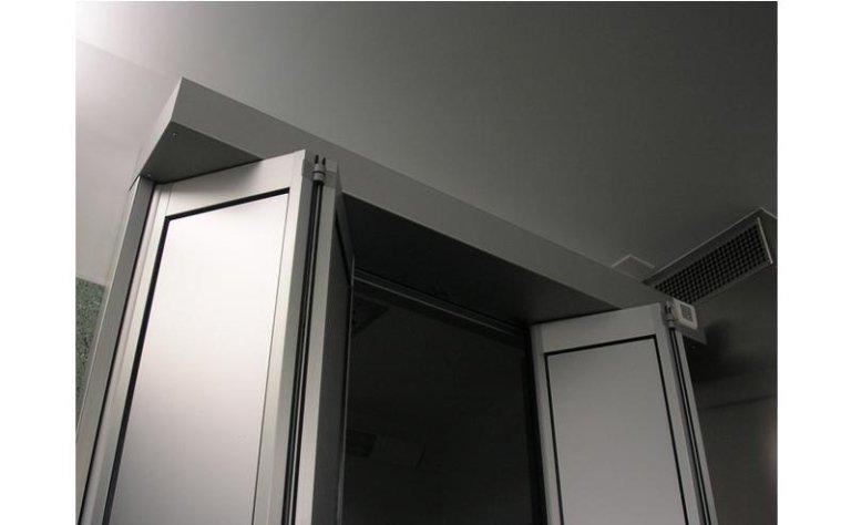 porta automatica a doppia apertura pieghevole 9