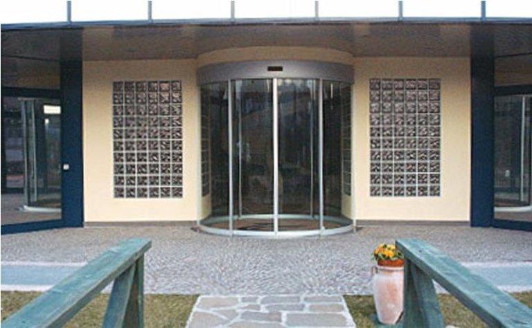 porta girevole automatica 1