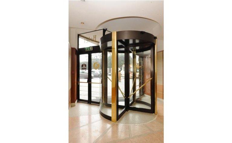 porta girevole automatica 13