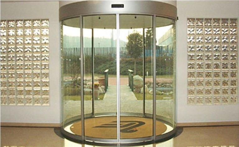 porta girevole automatica 15