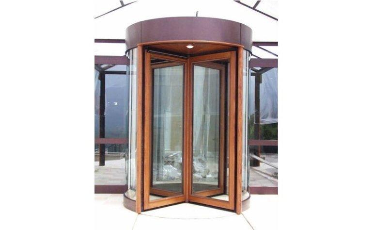 porta girevole automatica 3