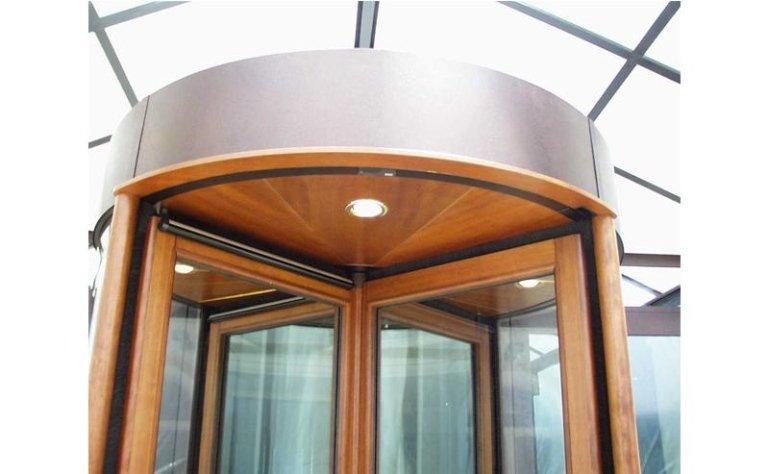porta girevole automatica 8