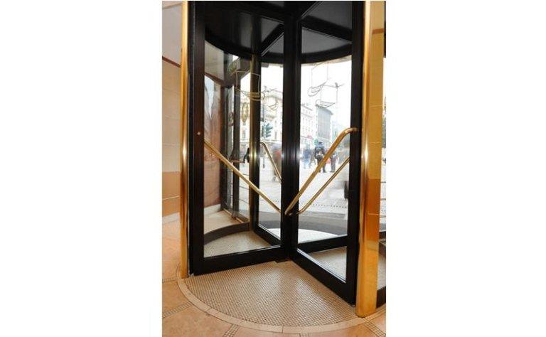 porta girevole automatica 9