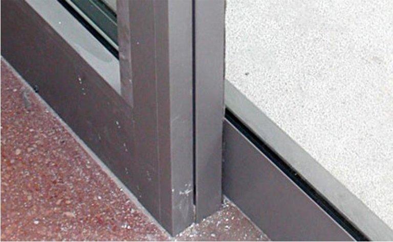 esempio di profilo in alluminio etrusco 3