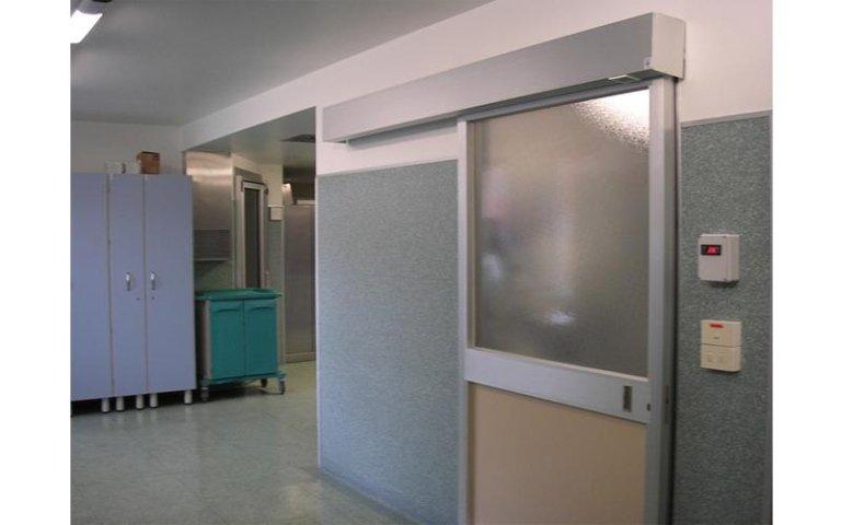 porta ospedaliera stagna 1