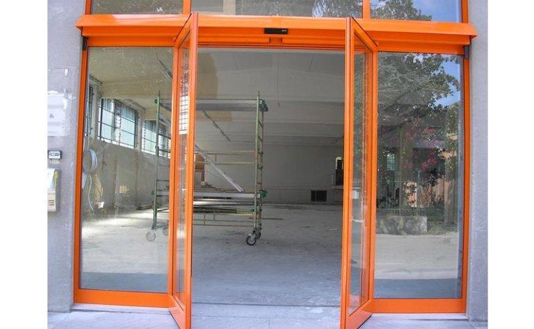 Porte scorrevoli di sicurezza - Verona - Automacenter