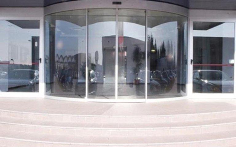 Porta Ingresso Ufficio : Porte automatiche tagliafuoco verona automacenter