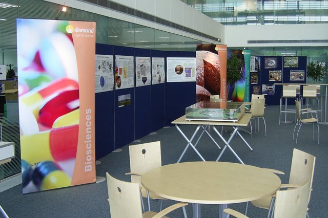 Exhibition Stands Oxfordshire : Exhibition stand design poster boards and banner stands
