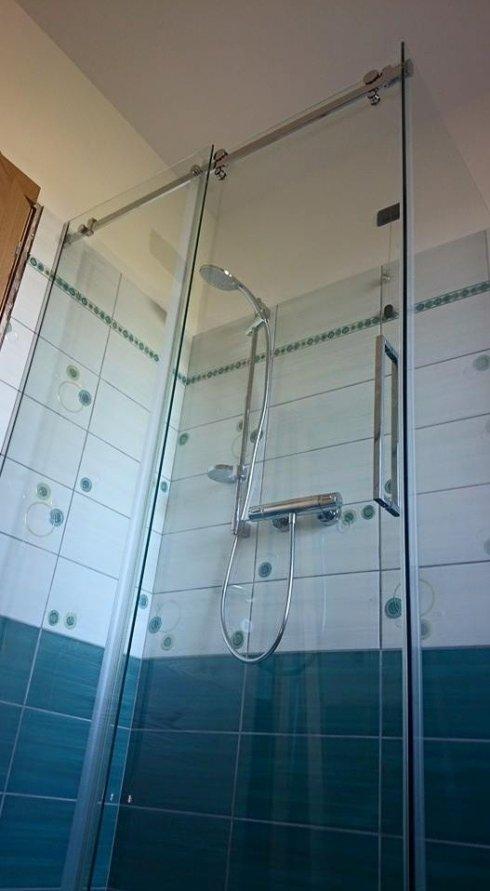 installazione cabine doccia