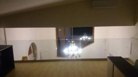 separatori in vetro per interni