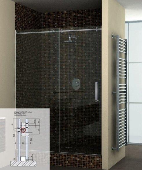 progettazione cabine doccia
