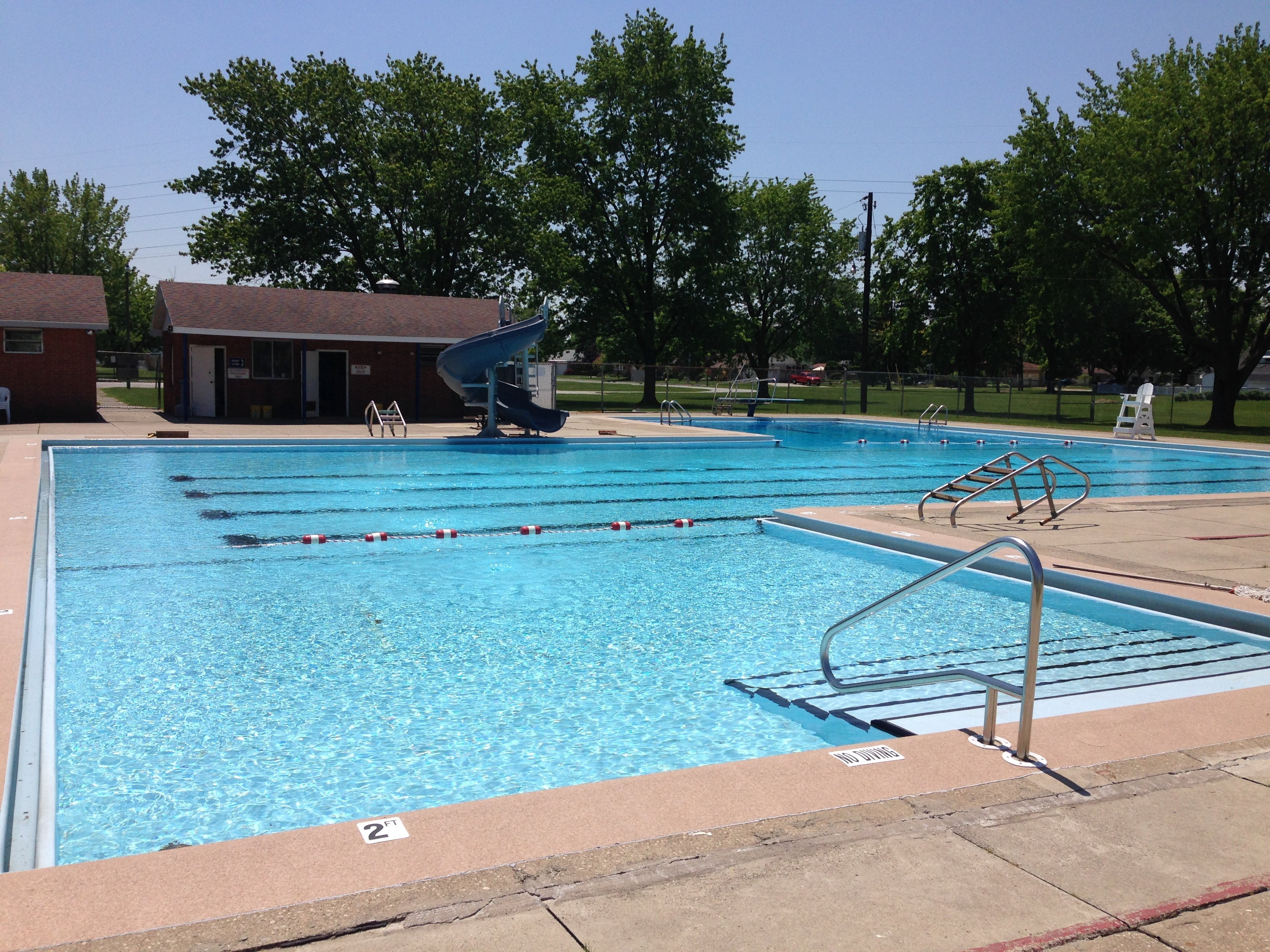 Walbridge ohio pool