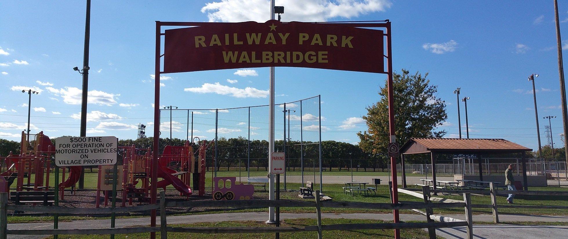 Railway Park Walbridge Ohio