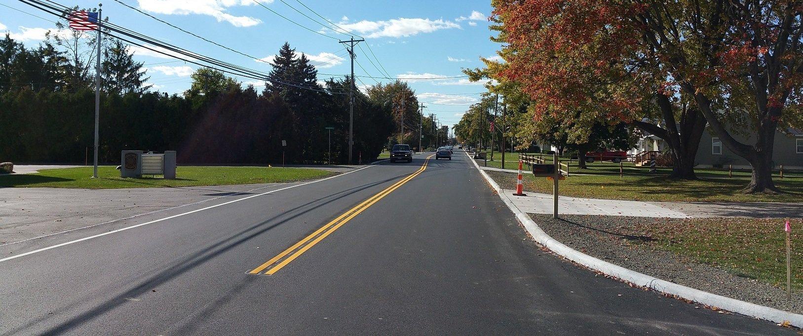 Walbridge Ohio Streets Department