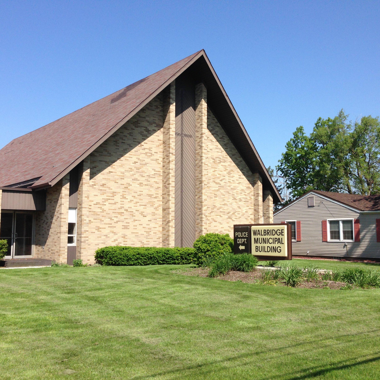 Village of Walbridge Ohio Municipal Offices