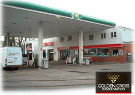 Golden Cross Service Station