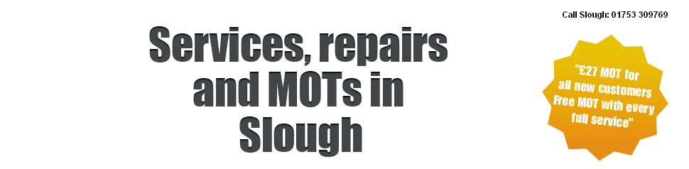 Services, Repairs and MOTs