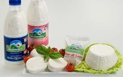 Produzione e distribuzione latte e latticini