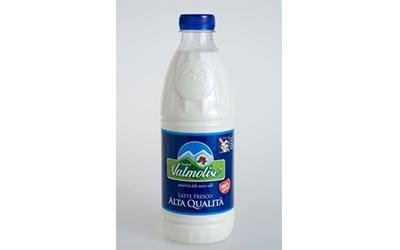 Produzione latte fresco Alta Qualità