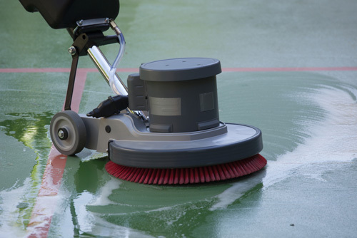 Equipment used for commercial carpet cleaning in Lincoln, NE