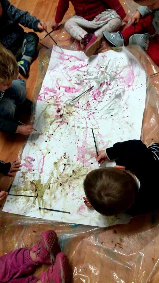 Dipinto bambini