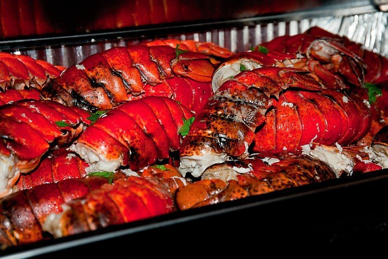 mouth watering lobster